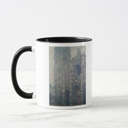 Claude Monet   Rouen Cathedral, West Portal Mug