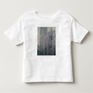 Claude Monet | Rouen Cathedral, West Portal Toddler T-shirt