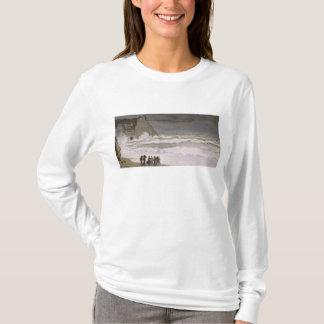 Claude Monet | Rough Sea at Etretat, 1868-69 T-Shirt