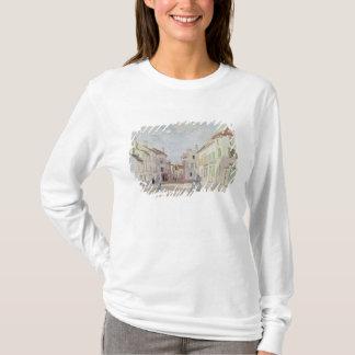 Claude Monet | Rue de la Chaussee at Argenteuil T-Shirt