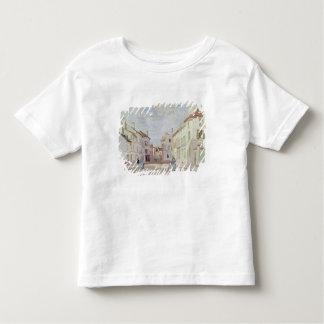 Claude Monet | Rue de la Chaussee at Argenteuil Toddler T-shirt