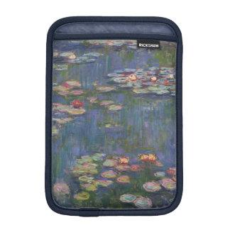Claude Monet's Water Lilies iPad Mini Sleeve