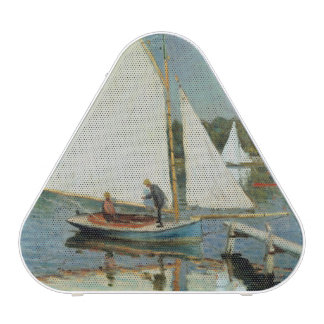 Claude Monet | Sailing at Argenteuil, c.1874 Bluetooth Speaker