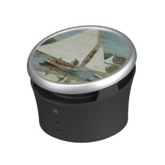 Claude Monet | Sailing at Argenteuil, c.1874 Speaker