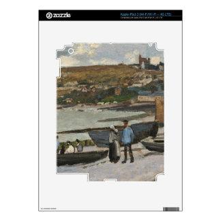 Claude Monet | Sainte-Adresse, 1867 Decals For iPad 3