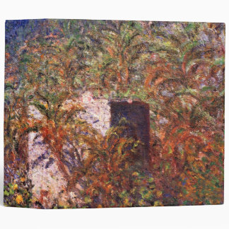 Claude Monet: Sasso Valley Binder