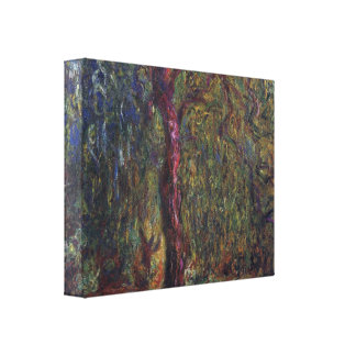 Claude Monet - sauce que llora Impresiones En Lienzo Estiradas