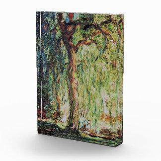 Claude Monet - sauce que llora