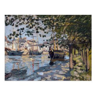 Claude Monet | Seine at Rouen, 1872 Postcard