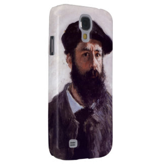 Claude Monet - Self-portrait in Beret Samsung Galaxy S4 Cover
