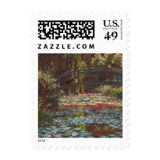 Claude Monet Franqueo