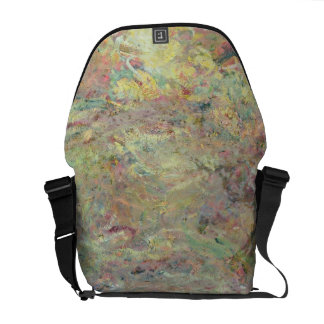 Claude Monet | Shaded Path Courier Bag