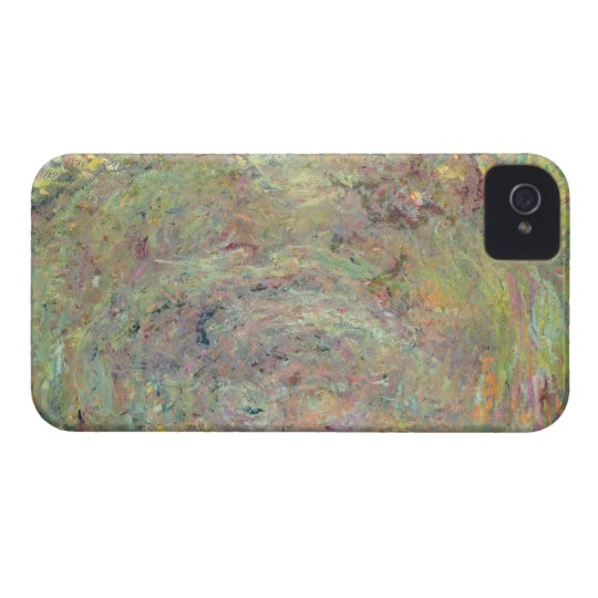 Claude Monet | Shaded Path iPhone 4 Case-Mate Case