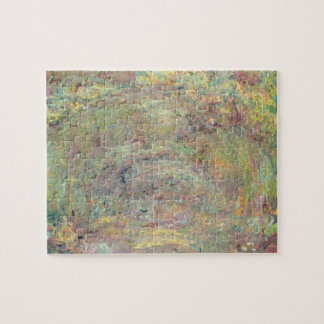 Claude Monet | Shaded Path Jigsaw Puzzle