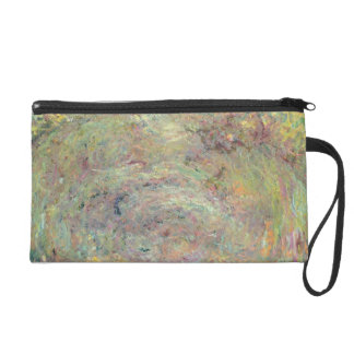 Claude Monet | Shaded Path Wristlet