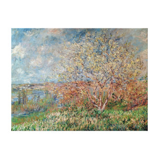 Claude Monet | Spring, 1880-82 Canvas Print