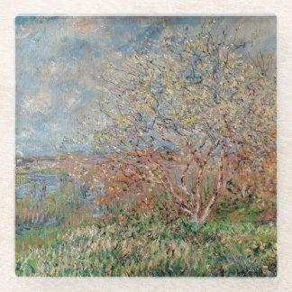 Claude Monet | Spring, 1880-82 Glass Coaster