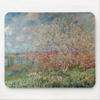 Claude Monet | Spring, 1880-82 Mouse Pad