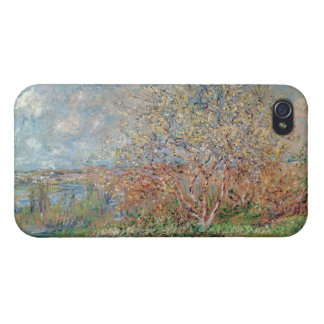 Claude Monet | Spring iPhone 4/4S Cases