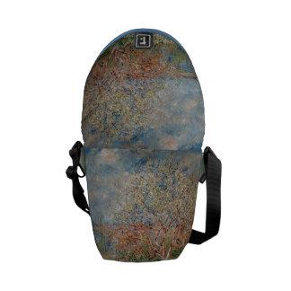 Claude Monet | Spring Messenger Bag