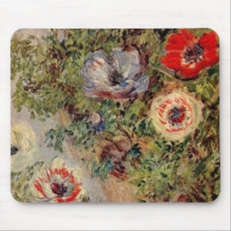 Claude Monet Still-Life with Anemone Destiny Gifts Mouse Pad