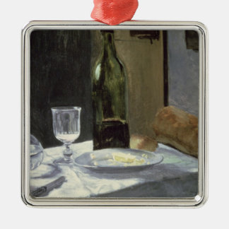 Claude Monet | Still Life with Bottles Metal Ornament