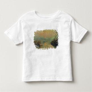 Claude Monet | Sun Setting over the Seine Toddler T-shirt