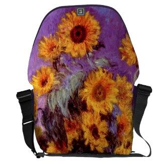 Claude Monet: Sunflowers