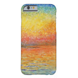 Claude Monet Sunset In Venice Barely There iPhone 6 Case