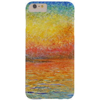 Claude Monet Sunset In Venice Impressionist Art Barely There iPhone 6 Plus Case