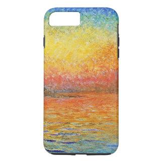Claude Monet Sunset In Venice Impressionist Art iPhone 7 Plus Case