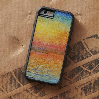 Claude Monet Sunset In Venice Vintage Tough Xtreme iPhone 6 Case