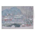Claude Monet Tarjeta De Felicitación