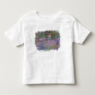 Claude Monet | The Artist's Garden at Giverny Toddler T-shirt