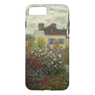 Claude Monet The Artist's Garden Floral Vintage iPhone 7 Plus Case