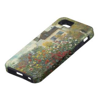 Claude Monet | The Artist's Garden in Argenteuil iPhone SE/5/5s Case