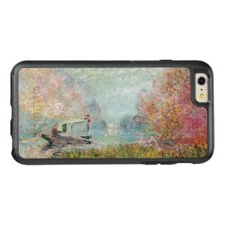 Claude Monet | The Boat Studio on the Seine, 1875 OtterBox iPhone 6/6s Plus Case