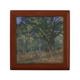 Claude Monet - The Bodmer Oak, Fontainebleau Gift Box