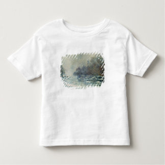 Claude Monet | The Break up at Vetheuil, c.1883 Toddler T-shirt