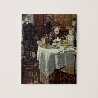 Claude Monet | The Breakfast Jigsaw Puzzle