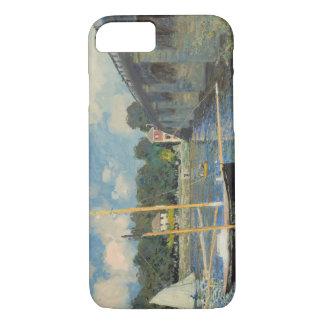 Claude Monet | The Bridge at Argenteuil iPhone 8/7 Case