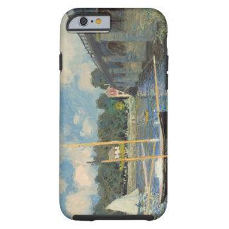 Claude Monet | The Bridge at Argenteuil Tough iPhone 6 Case