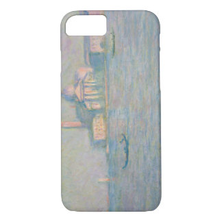 Claude Monet - The Church of San Giorgio Maggiore, iPhone 7 Case