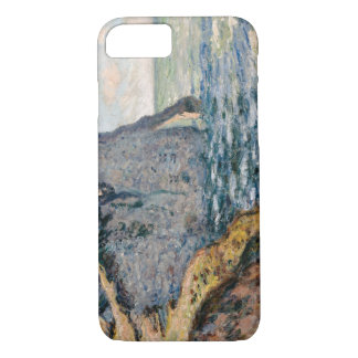 Claude Monet - The Cliff of Aval, Etrétat iPhone 8/7 Case