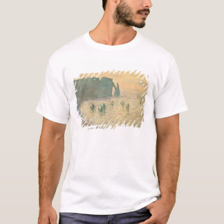 Claude Monet | The Cliffs at Etretat, 1886 T-Shirt