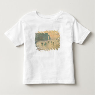 Claude Monet | The Cliffs at Etretat, 1886 Toddler T-shirt