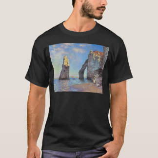 Claude Monet // The Cliffs at Etretat T-Shirt