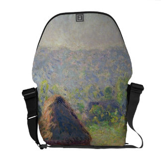 Claude Monet | The End of the Summer, at Givern Messenger Bag