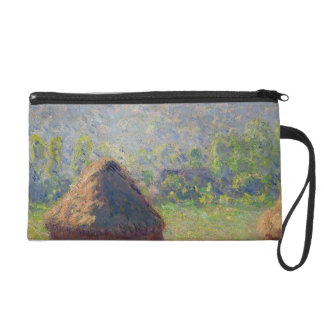 Claude Monet | The End of the Summer, at Givern Wristlet Purse