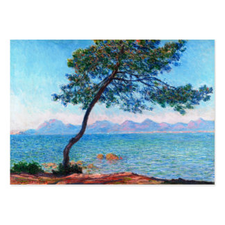 Claude Monet: The Esterel Mountains Large Business Cards (Pack Of 100)